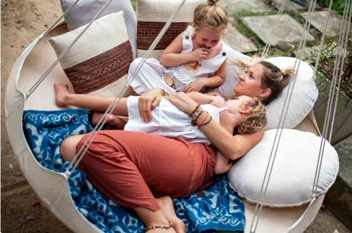 Hammock for Families