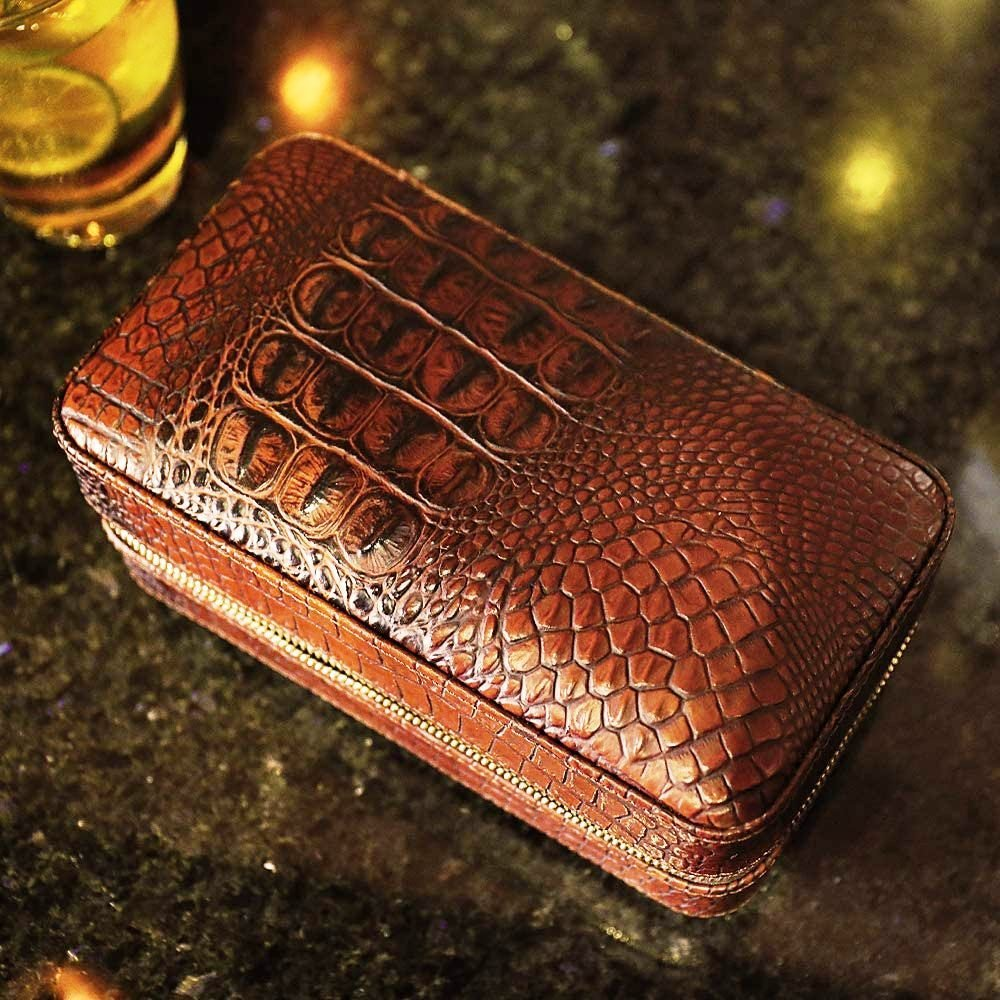 Cigar Case for Travelers