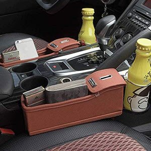 Car Seat Storage Pockets