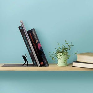 Dramatic Bookends