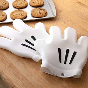 Mickey Mouse Oven Mitts