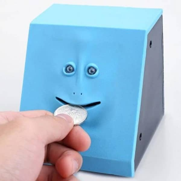 Funny Face Bank