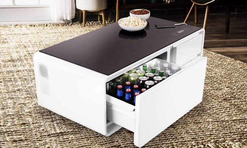 fridge coffee table