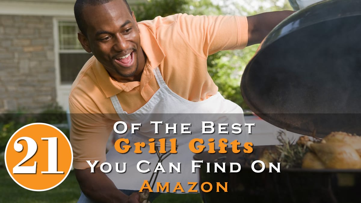 21 Of the Best Grill Gifts You Can Get on Amazon Banner