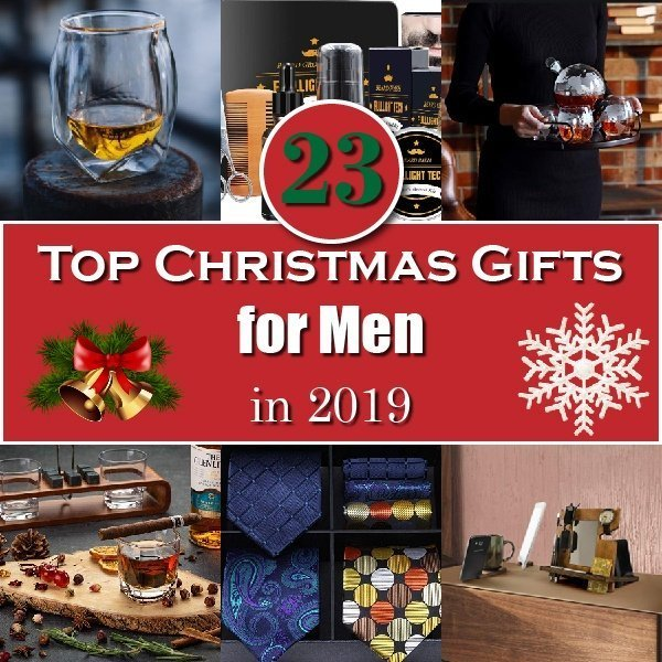 23 Top Christmas Gifts for Men in 2019 You Can Buy On Amazon