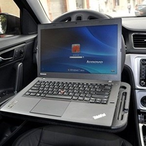 Car Laptop and Eating Desk