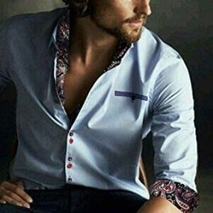 Men's Fashion Slim Fit Shirt