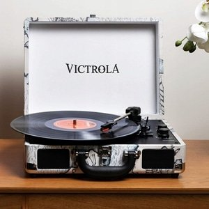 Turntable In A Suitcase