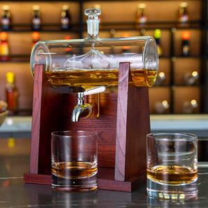 Whiskey Decanter Set