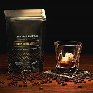 Whiskey Stones and Coffee Gift Set