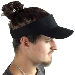 Billy-Bob Man Bun Visor