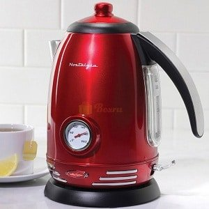 Retro Style Electric Water Kettle