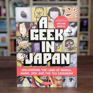 A Geek in Japan Book