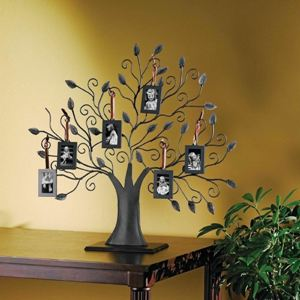 Bronze Family Tree Frame
