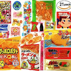Japanese Snack Set