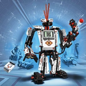 LEGO Robot Kit with Remote Control