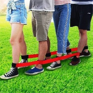 Race Bands Outdoor Game