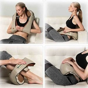 Massager Pillow with Heat