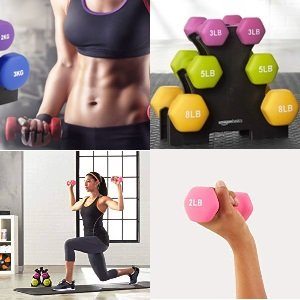 Dumbbell Weight Pair